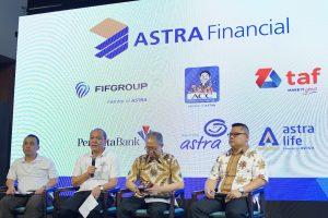 Konferensi pers GIIAS 2018-Astra Financial
