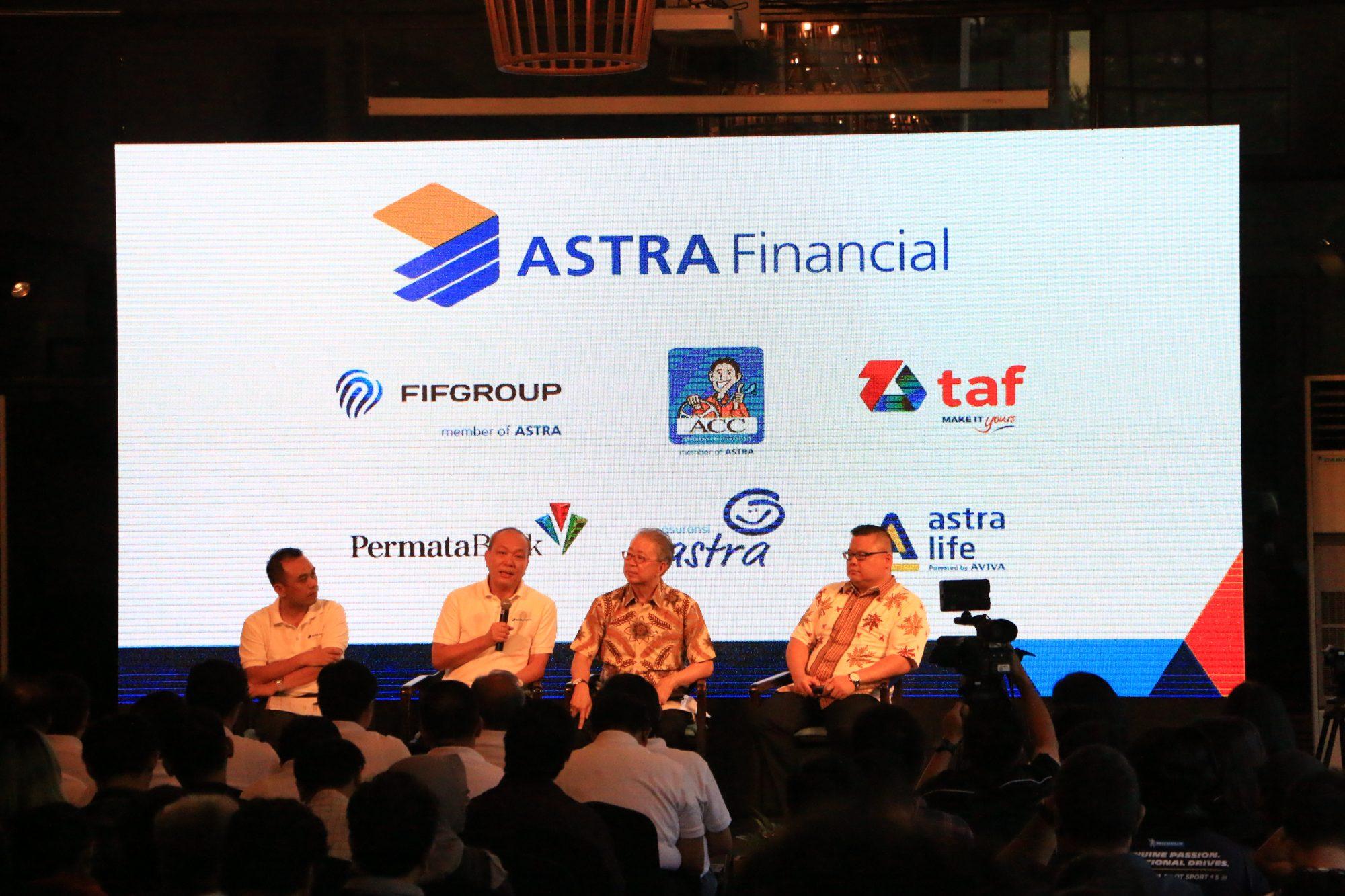 Astra Financial Dukung Industri Otomotif Nasional Lewat GIIAS 2018