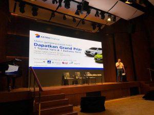 Di GIIAS 2018 Astra Financial Bagi Grand Prize Mobil Gratis!