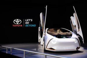 mobil konsep Toyota di GIIAS 2018
