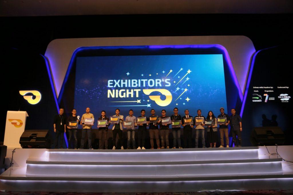 Exhibitor Night GIIAS 2018