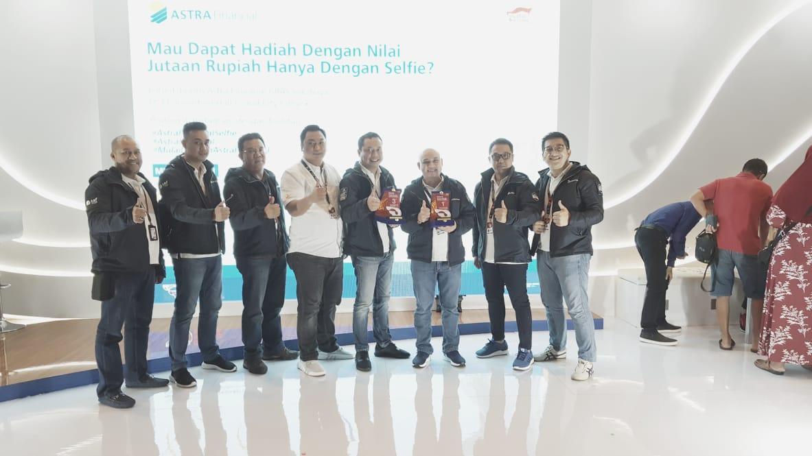 Booth Astra Financial favorit pengunjung GIIAS Surabaya 2018