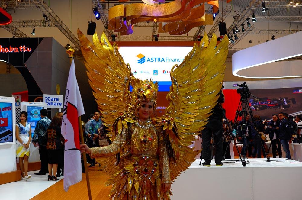 sosok garuda Emas Asian Games 2018