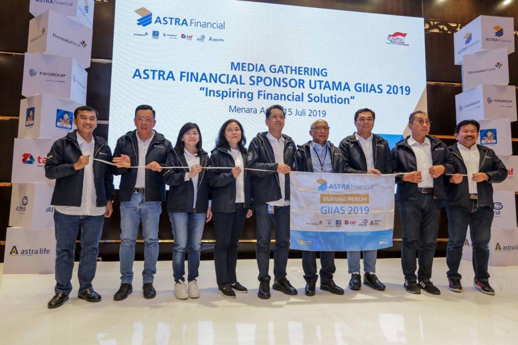 Program Menarik Astra Financial di GIIAS Jakarta