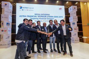 Hadiah dari Astra Financial di GIIAS 2019